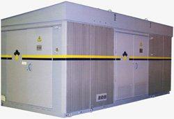 Подстанции трансформаторные комплектные КТПБМ мощностью 250…2500 кВ·А  напряжением 6,10,35/0,4 кВ в блочно – модульном здании, купить
