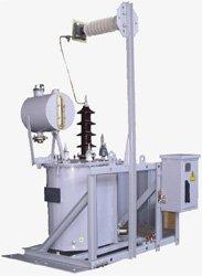 Комплектные трансформаторные подстанции КТПЖО-2,5-10/27,5/0,23 для железнодорожных электрических сетей, купить