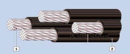 Самонесущие изолированные провода (СИП) для воздушных линий электропередач (СИП-4, СИП-5, СИП-5нг)