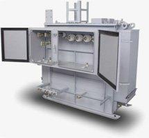 Трансформаторы силовые масляные серии ТМПН(Г) класса напряжения 10 кВ, купить